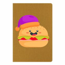 Блокнот А5 Happy hamburger