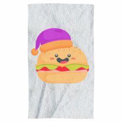 Полотенце Happy hamburger