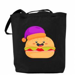 Сумка Happy hamburger