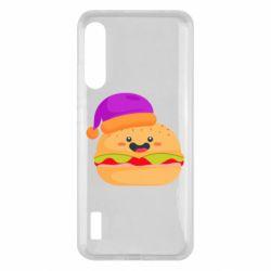 Чохол для Xiaomi Mi A3 Happy hamburger