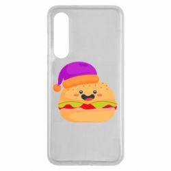 Чехол для Xiaomi Mi9 SE Happy hamburger