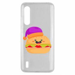 Чехол для Xiaomi Mi9 Lite Happy hamburger