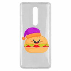 Чехол для Xiaomi Mi9T Happy hamburger