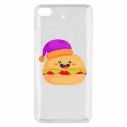 Чехол для Xiaomi Mi 5s Happy hamburger