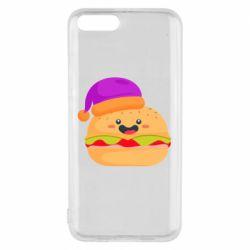 Чехол для Xiaomi Mi6 Happy hamburger