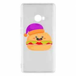 Чехол для Xiaomi Mi Note 2 Happy hamburger