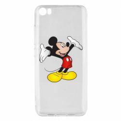 Чехол для Xiaomi Mi5/Mi5 Pro Happy Mickey Mouse