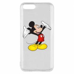 Чехол для Xiaomi Mi6 Happy Mickey Mouse