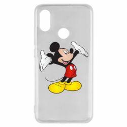 Чехол для Xiaomi Mi8 Happy Mickey Mouse