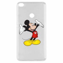 Чехол для Xiaomi Mi Max 2 Happy Mickey Mouse