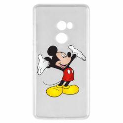 Чехол для Xiaomi Mi Mix 2 Happy Mickey Mouse
