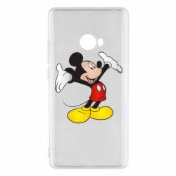 Чехол для Xiaomi Mi Note 2 Happy Mickey Mouse