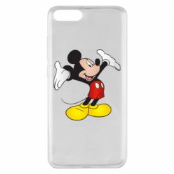 Чехол для Xiaomi Mi Note 3 Happy Mickey Mouse