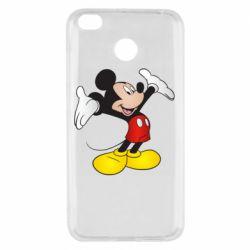Чехол для Xiaomi Redmi 4x Happy Mickey Mouse
