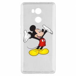 Чехол для Xiaomi Redmi 4 Pro/Prime Happy Mickey Mouse