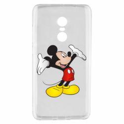 Чехол для Xiaomi Redmi Note 4 Happy Mickey Mouse