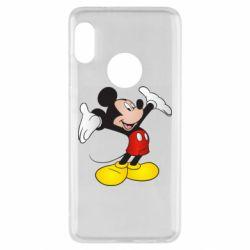 Чехол для Xiaomi Redmi Note 5 Happy Mickey Mouse