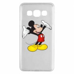 Чохол для Samsung A3 2015 Happy Mickey Mouse