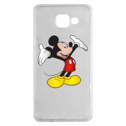 Чохол для Samsung A5 2016 Happy Mickey Mouse