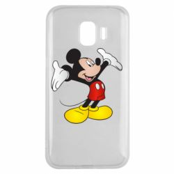 Чохол для Samsung J2 2018 Happy Mickey Mouse
