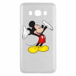 Чохол для Samsung J5 2016 Happy Mickey Mouse