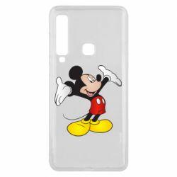 Чохол для Samsung A9 2018 Happy Mickey Mouse