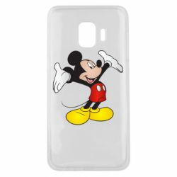 Чохол для Samsung J2 Core Happy Mickey Mouse