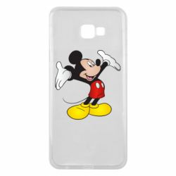 Чохол для Samsung J4 Plus 2018 Happy Mickey Mouse