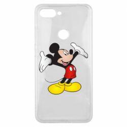Чехол для Xiaomi Mi8 Lite Happy Mickey Mouse
