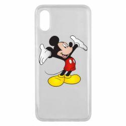 Чехол для Xiaomi Mi8 Pro Happy Mickey Mouse