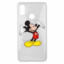Чехол для Xiaomi Mi Max 3 Happy Mickey Mouse