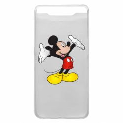 Чохол для Samsung A80 Happy Mickey Mouse