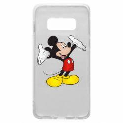 Чохол для Samsung S10e Happy Mickey Mouse