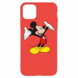 Чохол для iPhone 11 Pro Happy Mickey Mouse