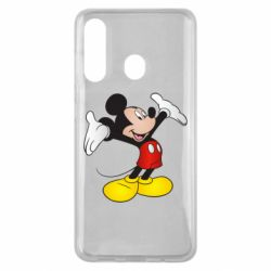 Чохол для Samsung M40 Happy Mickey Mouse