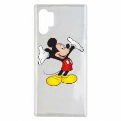Чохол для Samsung Note 10 Plus Happy Mickey Mouse