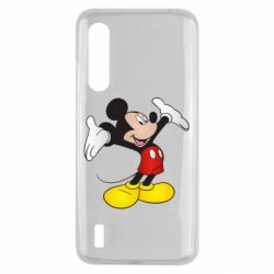 Чехол для Xiaomi Mi9 Lite Happy Mickey Mouse