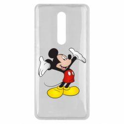 Чехол для Xiaomi Mi9T Happy Mickey Mouse
