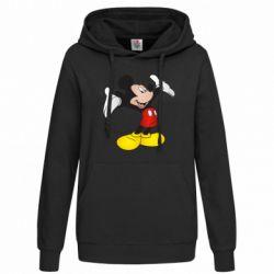 Толстовка жіноча Happy Mickey Mouse