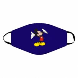 Маска для обличчя Happy Mickey Mouse