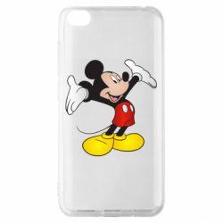 Чехол для Xiaomi Redmi Go Happy Mickey Mouse