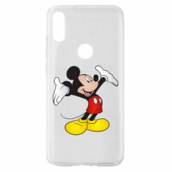 Чехол для Xiaomi Mi Play Happy Mickey Mouse