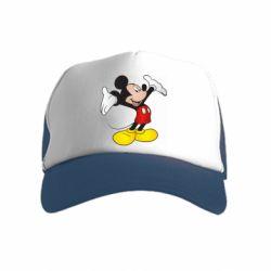 Дитяча кепка-тракер Happy Mickey Mouse