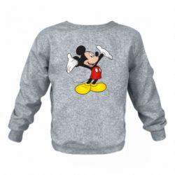 Дитячий реглан (світшот) Happy Mickey Mouse