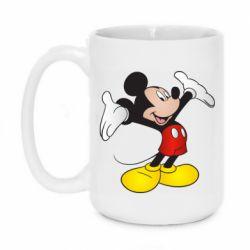 Кружка 420ml Happy Mickey Mouse