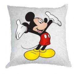 Подушка Happy Mickey Mouse