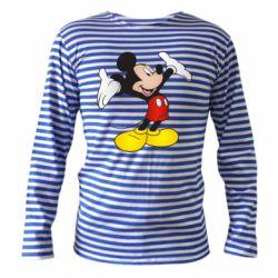 Тільник з довгим рукавом Happy Mickey Mouse