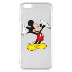 Чохол для iPhone 6 Plus/6S Plus Happy Mickey Mouse