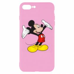 Чохол для iPhone 7 Plus Happy Mickey Mouse