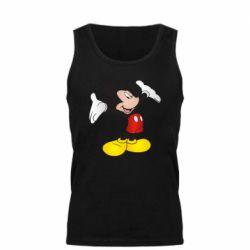 Майка чоловіча Happy Mickey Mouse
